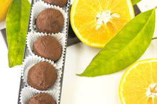 Load image into Gallery viewer, Dark Chocolate Orange Truffles