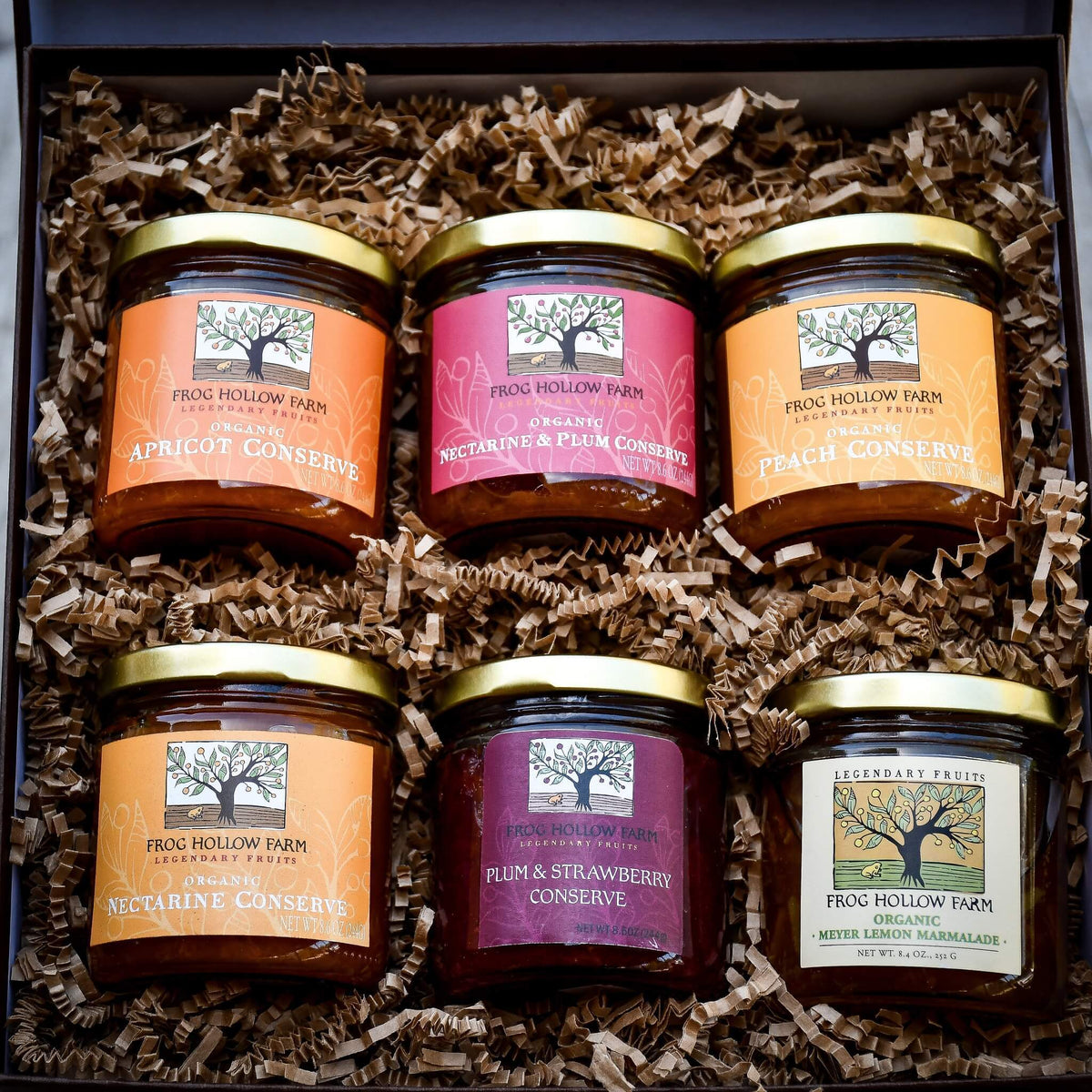 Fruit Spread Gift Box