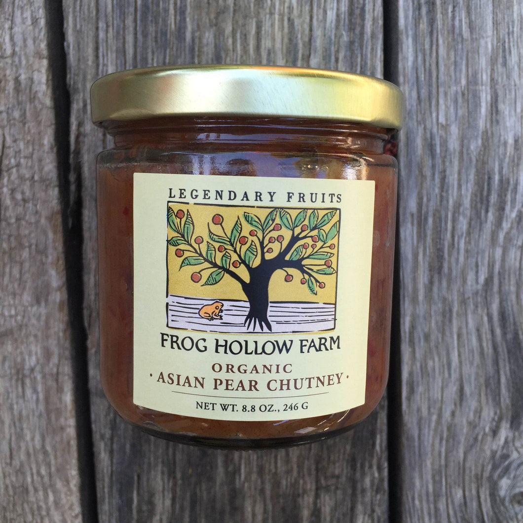 Asian Pear Chutney | Jam | Marmalade