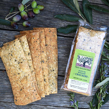 Load image into Gallery viewer, Olive Oil Rosemary Crackers│Shop │Baked