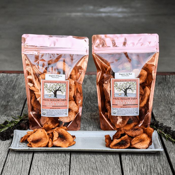 Organic Sun-Dried Battle of The Peaches