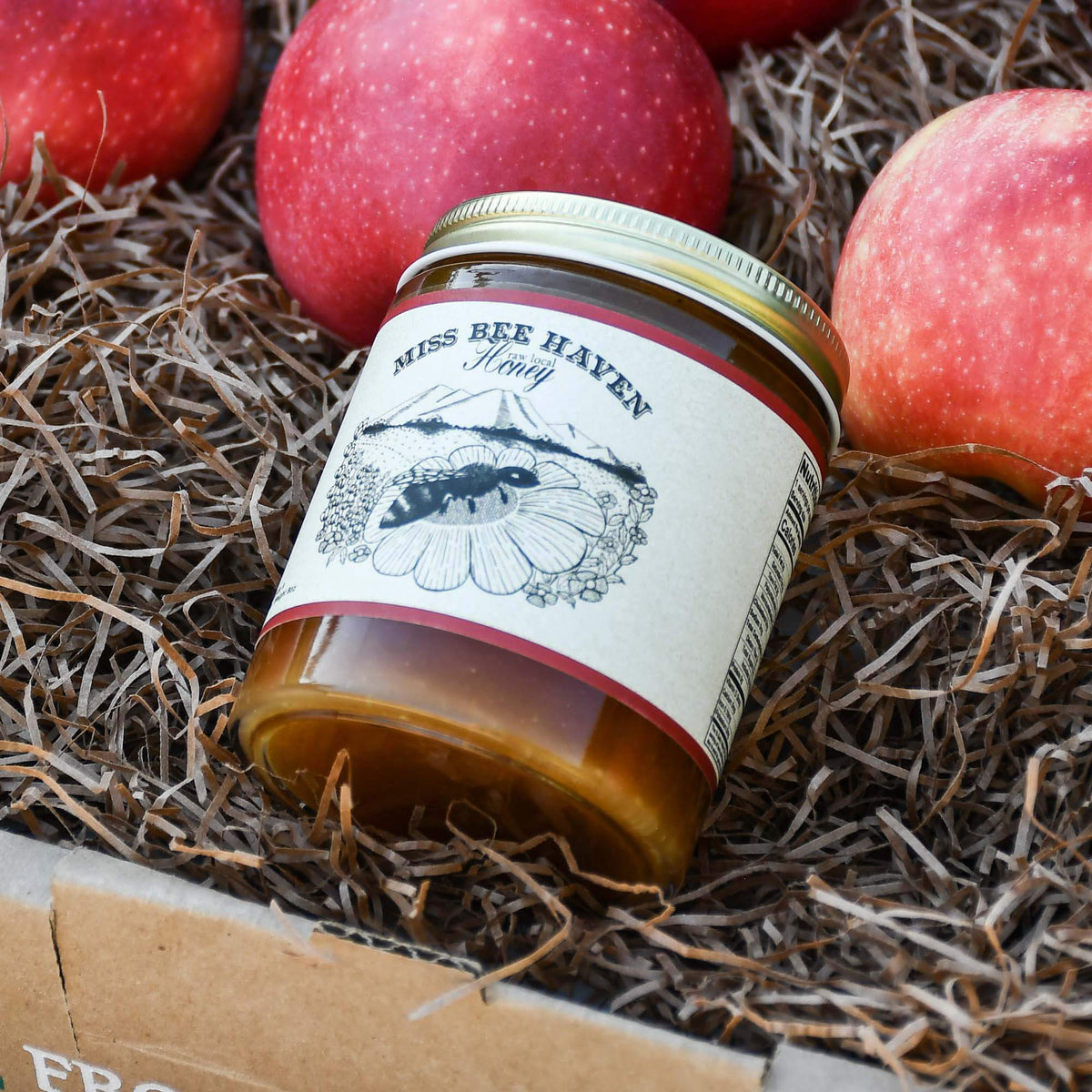 Apples & Honey Box