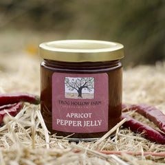 Apricot Pepper Jelly [NEW]