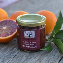 Load image into Gallery viewer, Blood Orange & Strawberry Marmalade