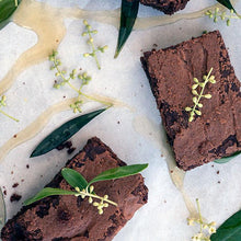 Load image into Gallery viewer, Triple Chocolate Olive Oil Brownies
