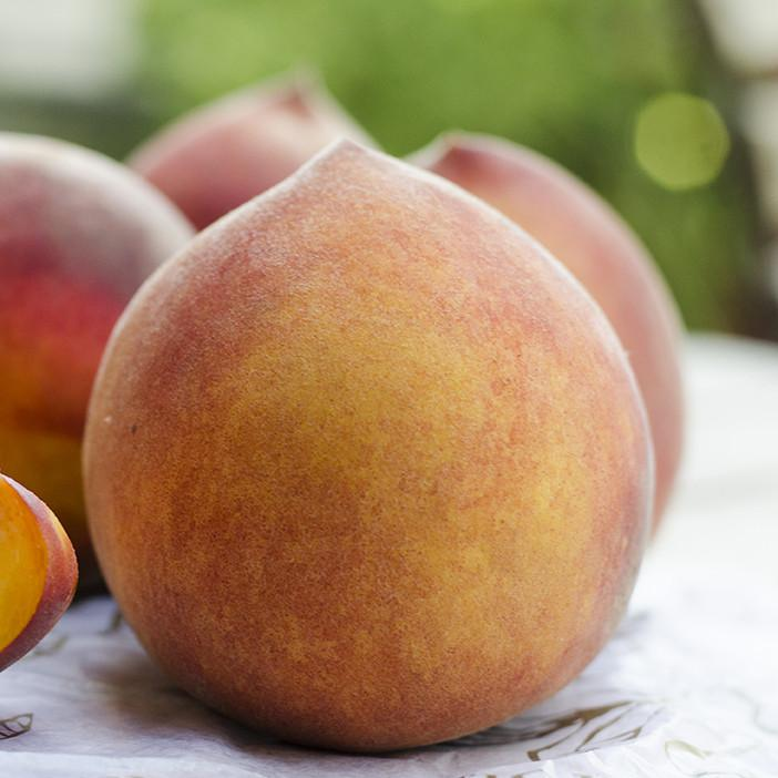 Organic Cal Red Peaches | Organic Peaches | Fruit Delivery