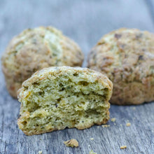 Load image into Gallery viewer, Cheese and Pepper Scones | Order Online  | Baked