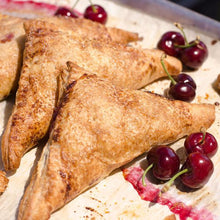 Load image into Gallery viewer, Cherry Turnovers | Frozen Pastries