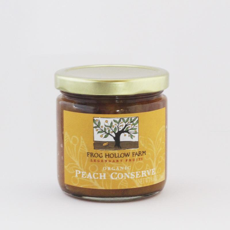 Peach Conserve | Organic Peaches