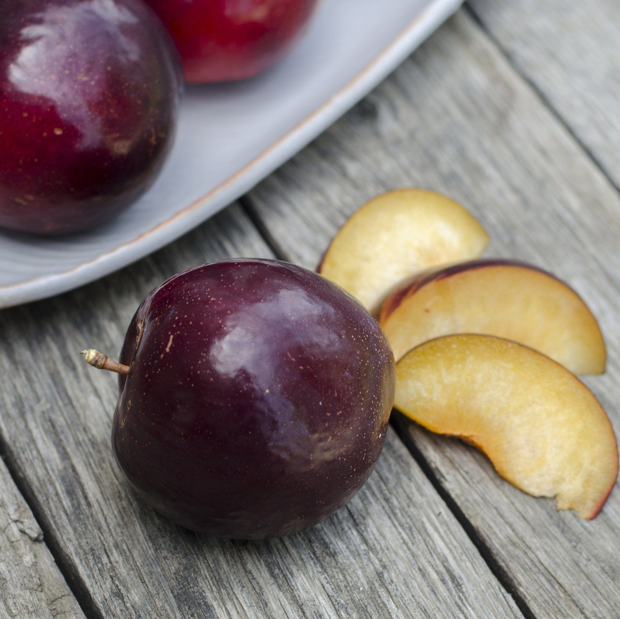 Organic Flavor Fall Pluots