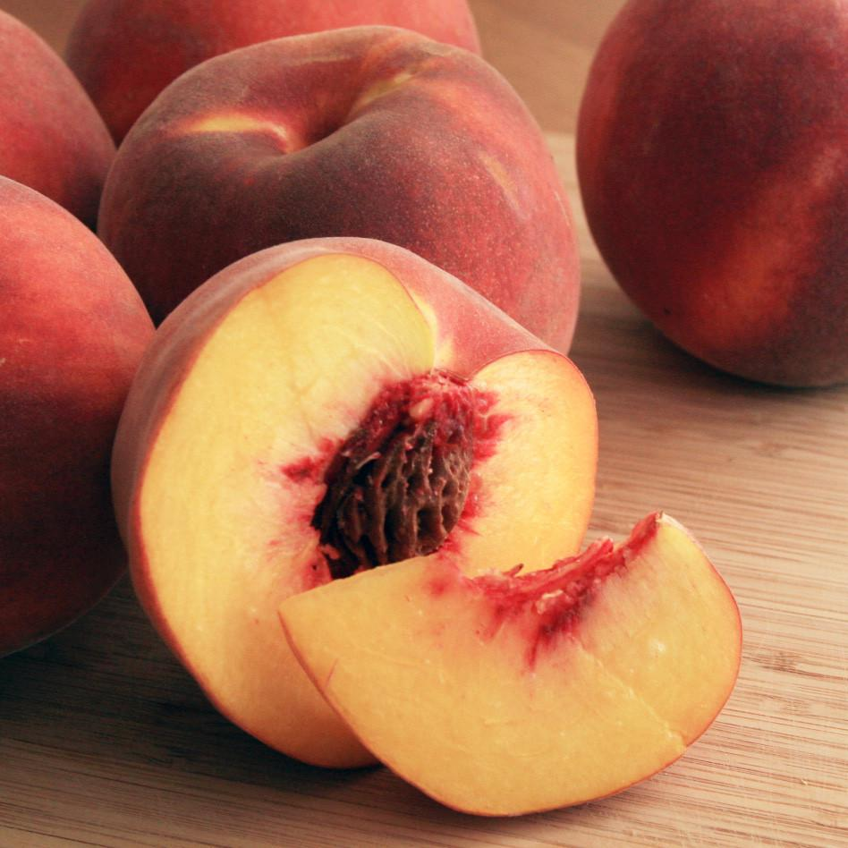2013 Battle of the Peaches: O'Henry vs Cal Red | Organic Peaches