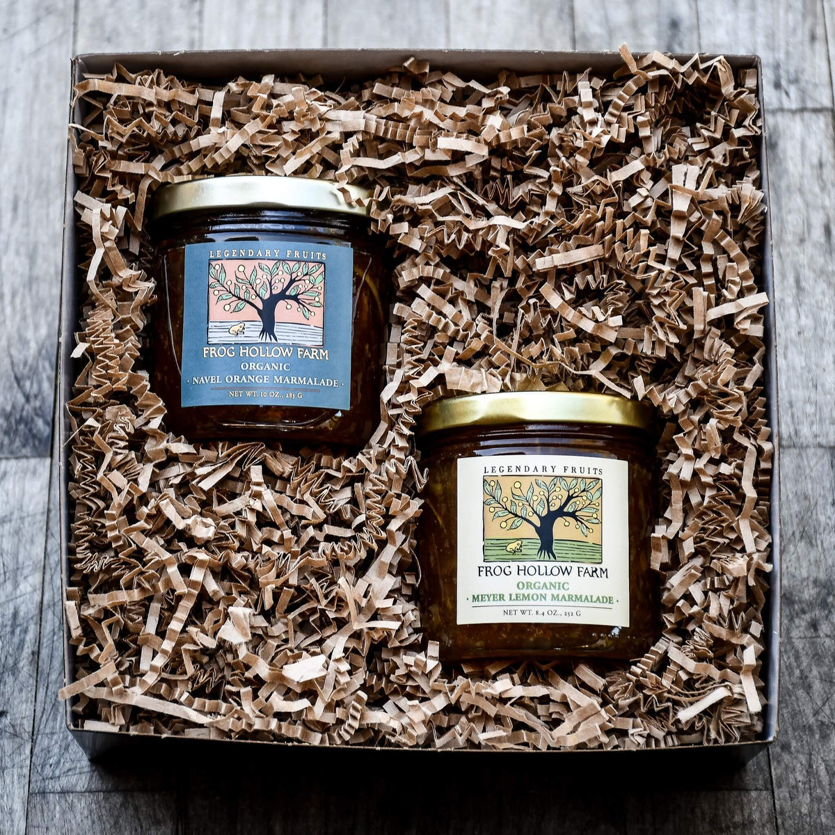Marmalade Duo Gift Box