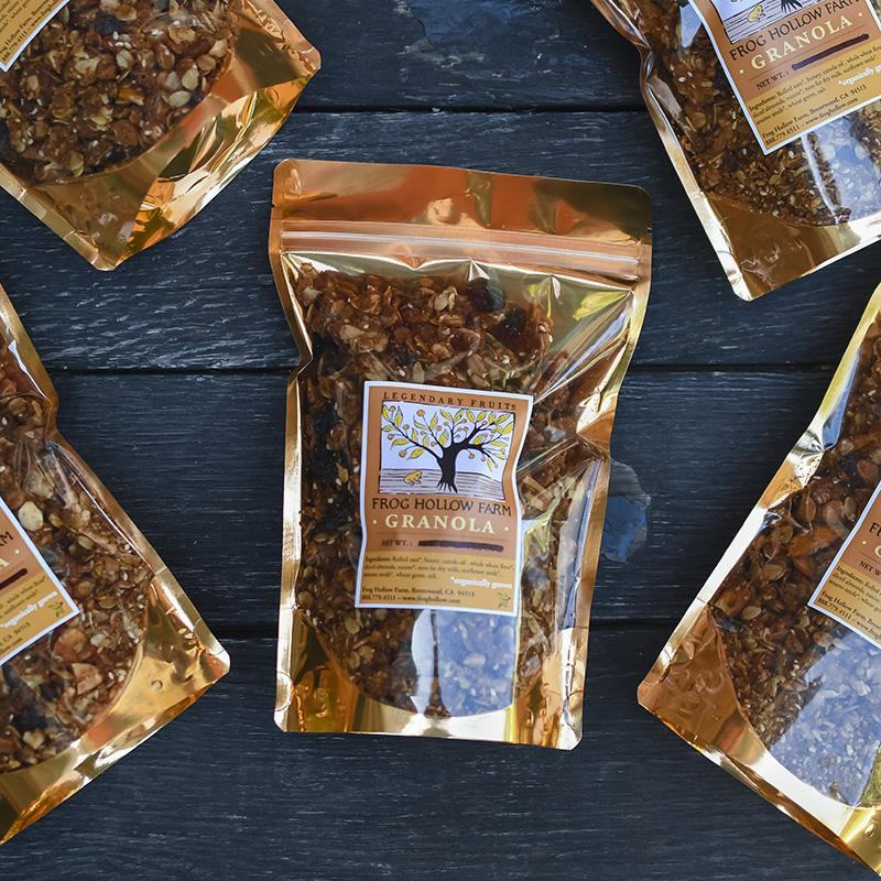 Frog Hollow Farm Granola | Baked Goods | Breakfast