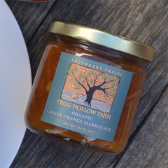 Navel Orange Marmalade | Organic