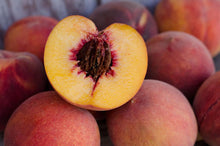 Load image into Gallery viewer, 2019 Battle of the Peaches | Organic Fruit Club | 3 Shipments (Pre-Order)