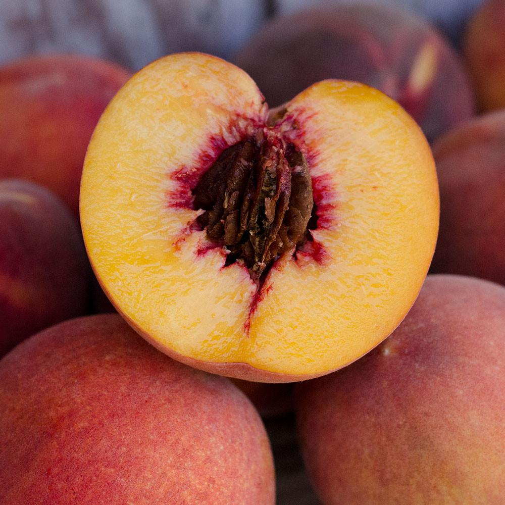 2013 Battle of the Peaches Box | Organic Peaches | Fruit Boxes