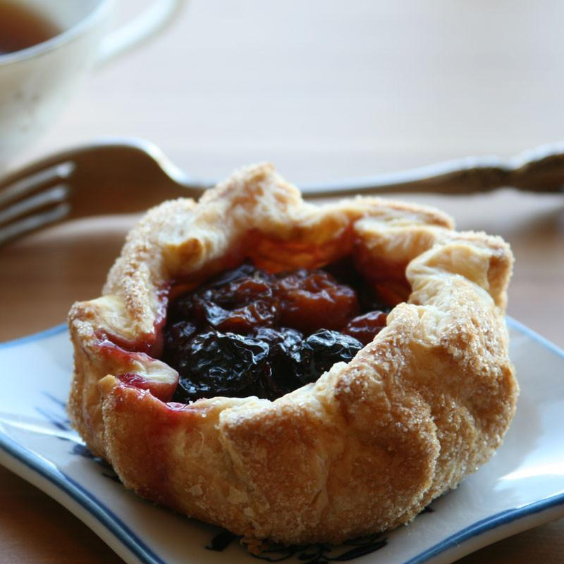 Cherry Tartlets | Frozen Pastries