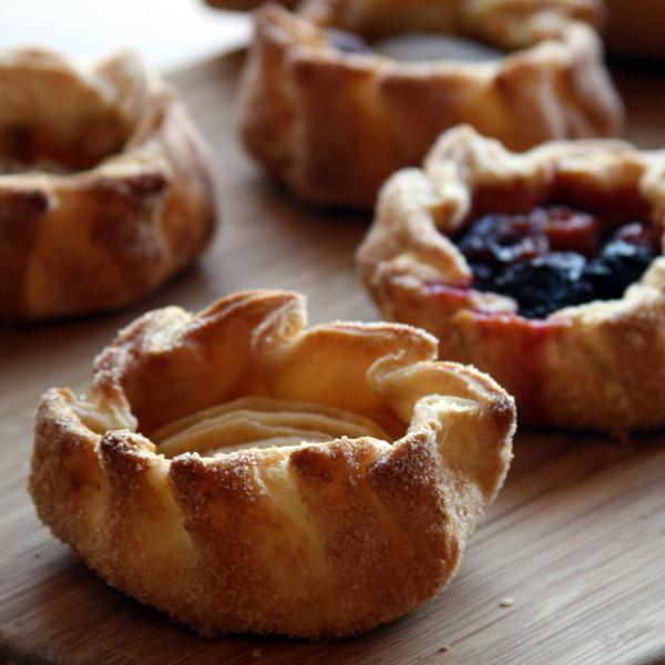 Tartlet Sampler | Frozen Pastries