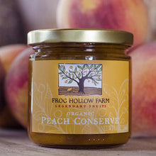 Load image into Gallery viewer, Organic Peach Conserve