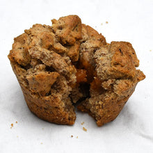 Load image into Gallery viewer, Peach Scuffin | Ready to Eat | Hybrid Foods | Scone & Muffin