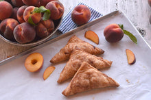 Peach Turnovers | Fruit Pastry