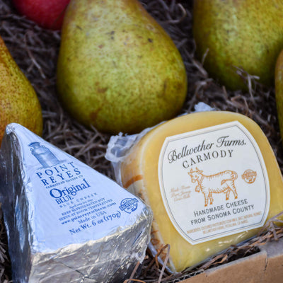 Warren Pears & Cheese Box