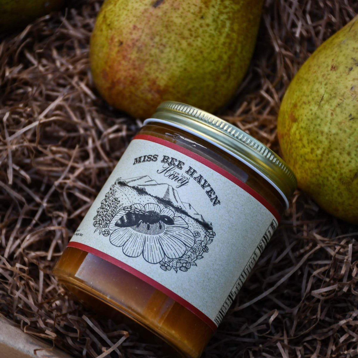 Pears & Honey Box