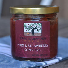 Plum & Strawberry Conserve