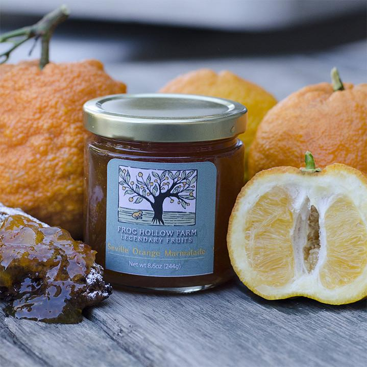 Bitter Seville Orange Marmalade