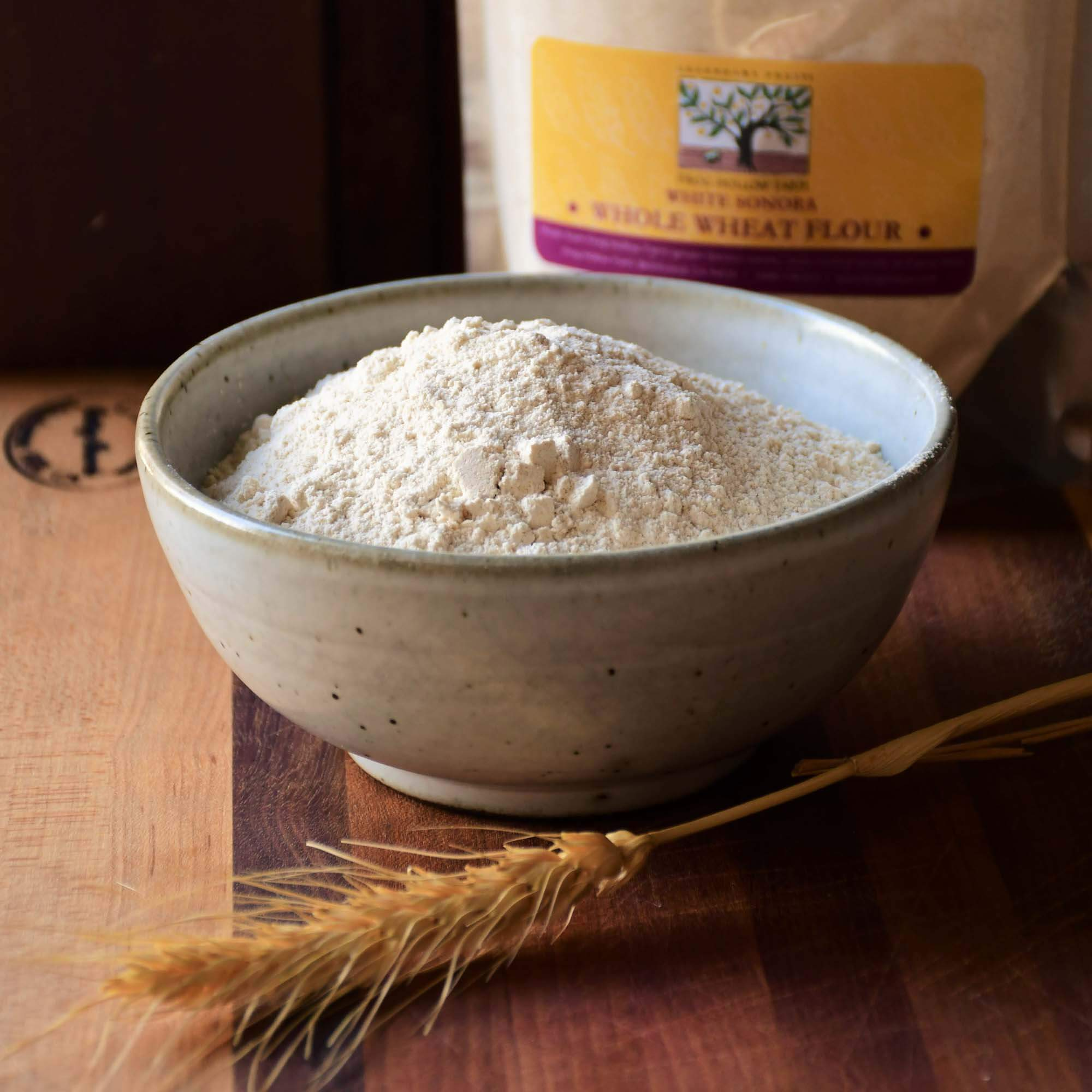 White Sonora Whole Wheat Flour