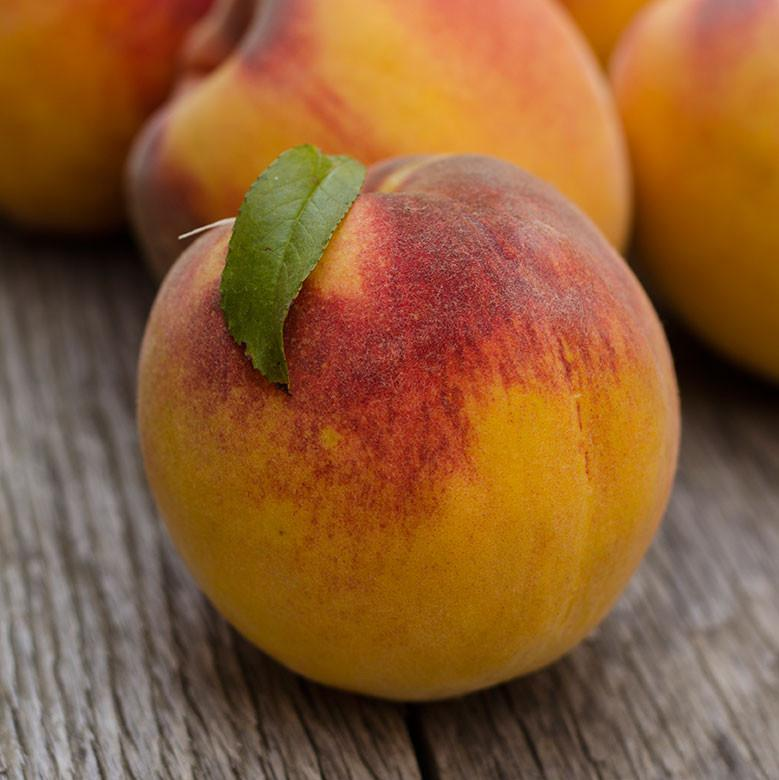 Organic Summerset Peaches