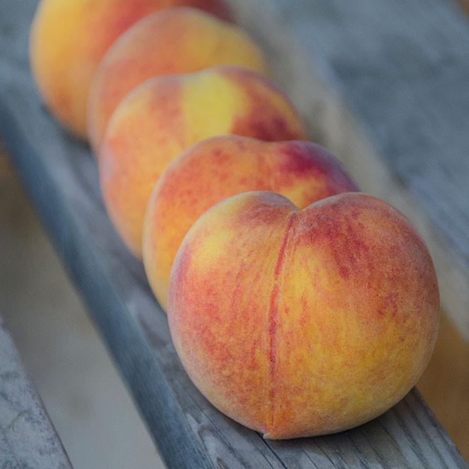 Organic Peaches, Direct Delivery, Order Fruit Online
