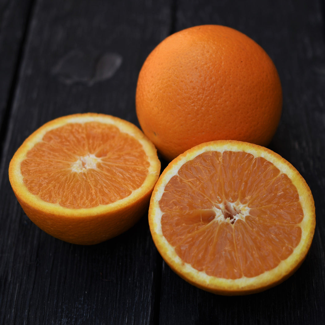 Organic Valencia Oranges, Sweet Citrus Delivery, California fruits