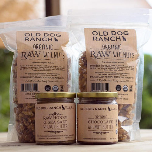 Walnut Lover's Delight | Old Dog Ranch