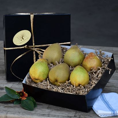 Organic Warren Pear Gift Box