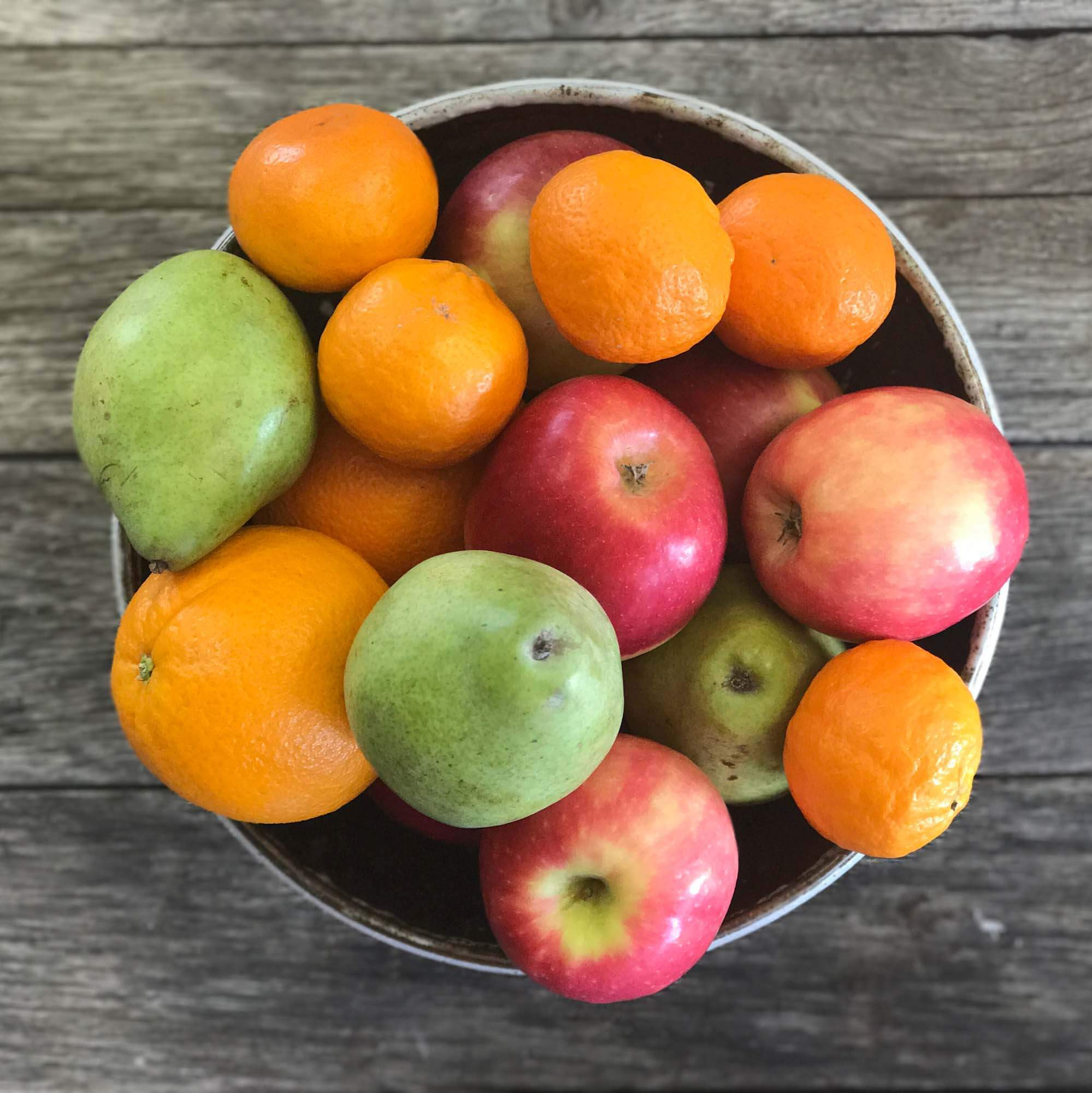 2019 Winter Sampler | Organic Fruit Club | 7 Shipments
