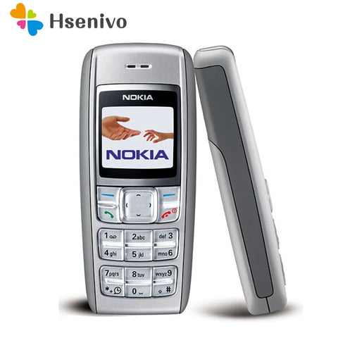 Unlocked Nokia 1600 Cell Phone Dual band GSM 900 / 1800 refurbished