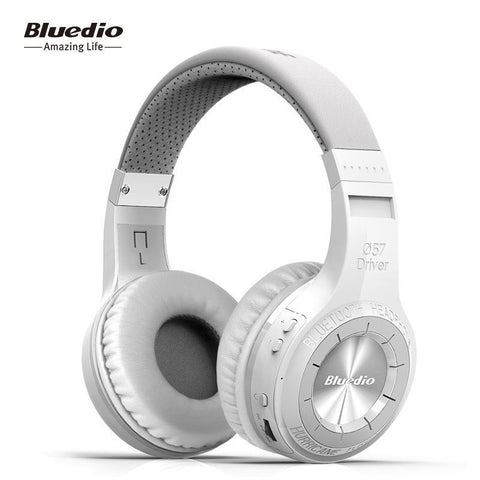 Bluedio Bluetooth Headphones with built-in Mic for phone calls