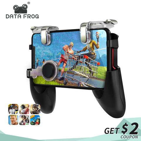Pubg Gaming Controller For IPhone & Android smartphones
