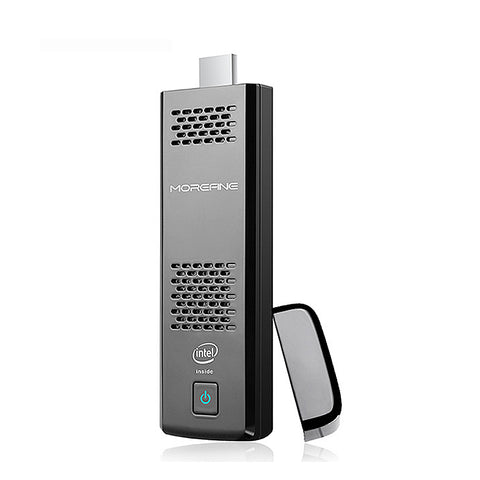 Morefine z8350 Quad-Core 4 RAM+64GB ROM PC Stick Computer Windows 10