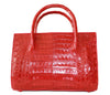 Crocodile clutch, genuine crocodile handbags, bag, purse, clutch, woman's accessories
