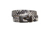 BAJ-6243 Crocodile Cuff, bangle, bracelet, crocodile jewelry