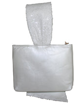 White Evening Clutch