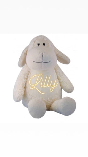 Personalised Soft Toys - Sheep