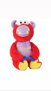 Personalised Soft Toys - Monster