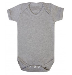 Personalised Short Sleeve Bodysuit