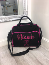 Personalised sports bag