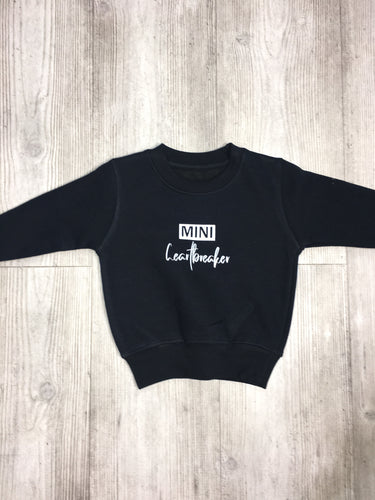 Mini Heartbreaker Sweater