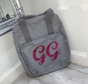 Personalised changing bags
