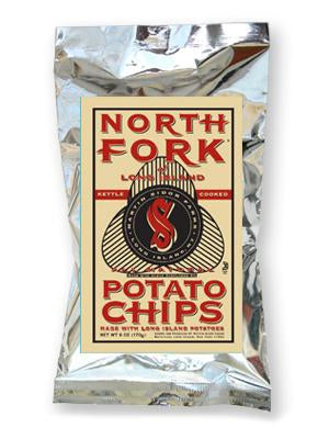 North Fork Potato Chips Case of 12
